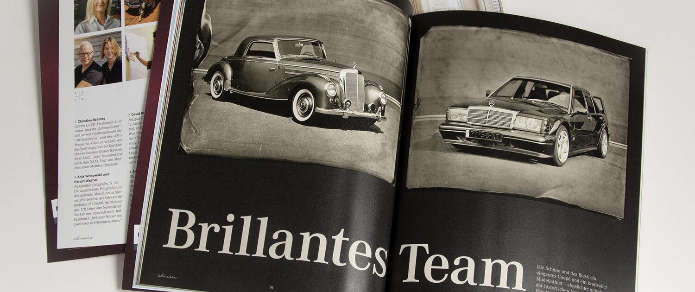 Mercedes Benz Classic 2019/02